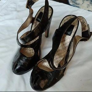 Dolce Vita round toe heels